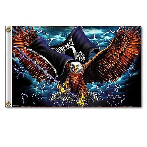 POW/MIA Patriotic Eagle Flag