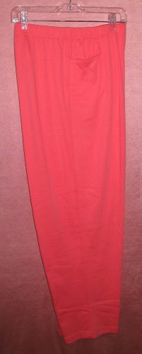 Quality LANE BRYANT LBW Peach Apricot Stretch Lounge Pants Plus Size 4X New With Tags