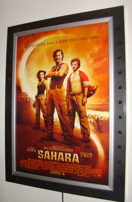 Movie poster light box plans