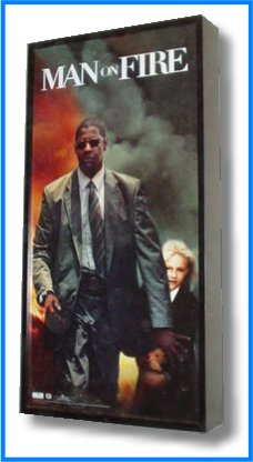 Australian Daybill Movie Poster Lightbox 18X35.75 NEW!