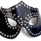 Leather Zorro Love Mask
