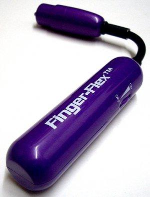 Finger Flex (Purple) Massager