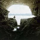 "Smuggler's Cave 5"" X 7"""