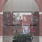 "Bicycles Sculpture 8"" X 10"""