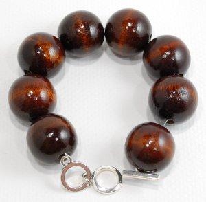 Large Mahogany Bracelet