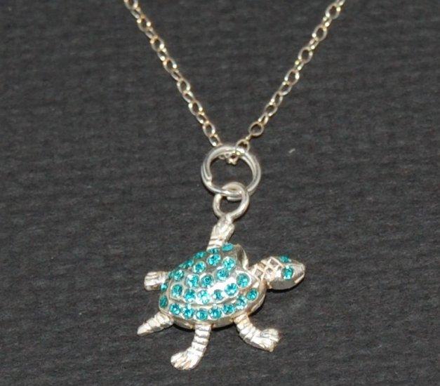 Swarovski Tortoise Necklace