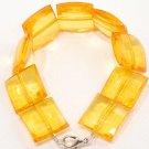 Amber Straight Bracelet