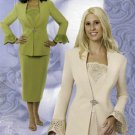 Hillary colors champagne, pistachio, or burnt orange size 8-26