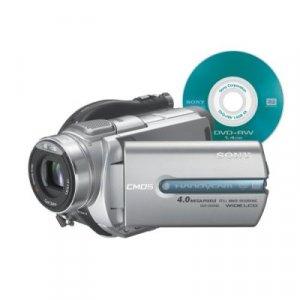 Sony DCR-DVD505 Digital Camcorder Sony Handycam