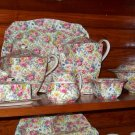Royal Winton Summertime Chintz china set