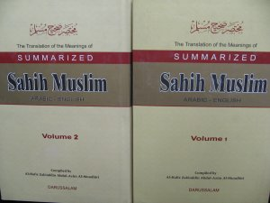 Summarized Sahih Muslim 2 Volume