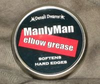 Manly Man Elbow Grease Salve 2 oz