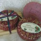 Wild Cranberry Soap