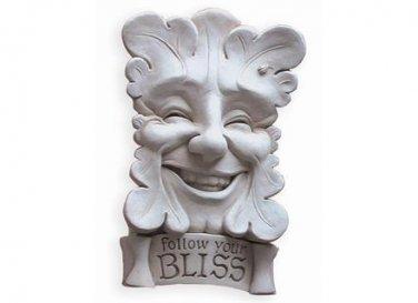 Follow Your Bliss - Designer White 1008W