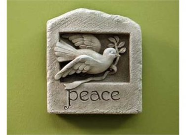 Wings of Peace - Designer White 5008W