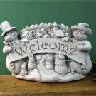Winter Welcome – Designer White 1199W
