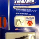 Hook, Line & Threader - Size 4 Hook