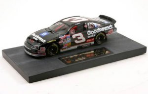 Dale Earnhardt MOVIE 1996 STARTING IN FRONT #3 GOODWRENCH 1/24 NASCAR DIECAST