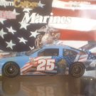 BOBBY HAMILTON JR 2002 U.S. MARINES FLAG 911 1/24 TC OWNERS NASCAR DIECAST