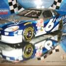 MARK MARTIN 2001 VIAGRA FLAKE NIGHT RACE TEAM CALIBER OWNERS 1/24 Nascar Diecast