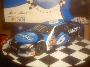 MARK MARTIN 2004 VIAGRA TEAM CALIBER OWNERS SERIES NASCAR DIECAST