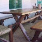 Funzi Flat Benches