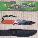 "10"" Armed Forces Tanto Full Tang construction"