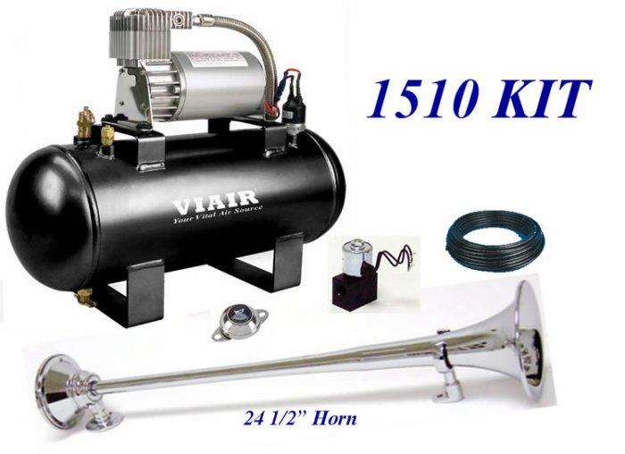 Air Horns of Texas 1510 Fire Engine Horn Kit