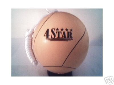 Traditional Original  Color Yellow TETHERBALL ball
