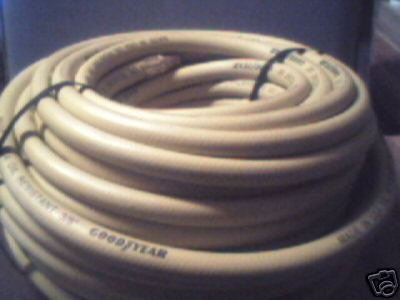 50' Air Hose - GOODYEAR Rubber Hose