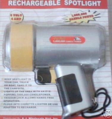 Rechargeable Spot Light