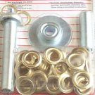 "60 pc x 1/2"" grommet with punch"