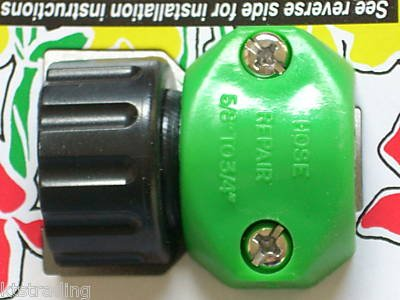 Water Hose Repair Female Coupling