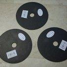 """3qty 4-1/2"""" x 1/32"""" x 5/8"""" Cutoff Saw Blades for Metal"""
