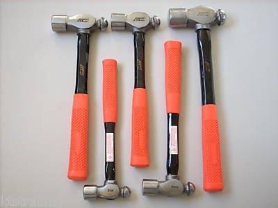 5pc ball pein hammer-8, 12, 16, 24, 32 oz