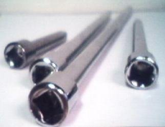 "3/8"" EXTENSION BAR SET -10"" , 8"" , 5"" , 3"" long"