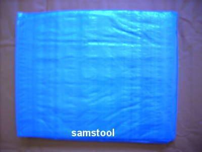 6 x 8 BLUE TARP