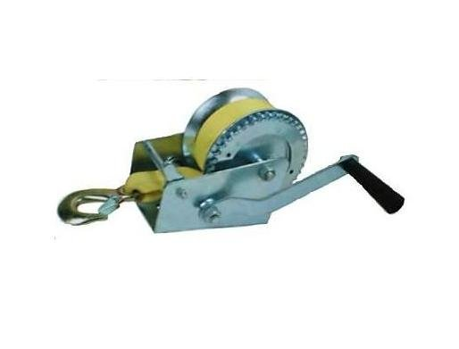 2000 lb HAND WINCH - 20' HEAVY DUTY ROPE