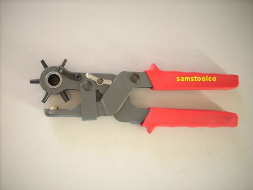 Heavy Duty Revolving Punch Plier