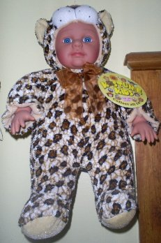 Kostume Kids Cheetah / Leopard