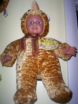 Kostume Kids Rhino