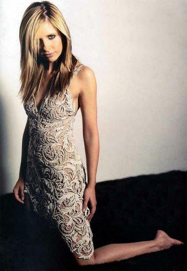 Sarah Michelle Gellar ~ 7
