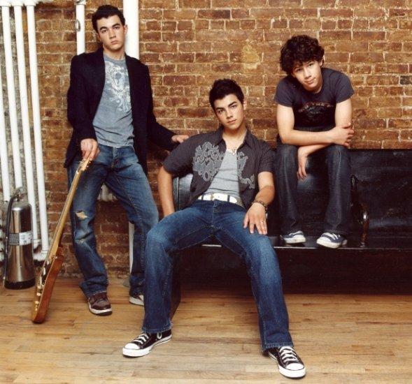Jonas Brothers ~ 1