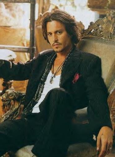 Johnny Depp ~ 13