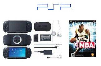 PSP Value Pack + NBA Game