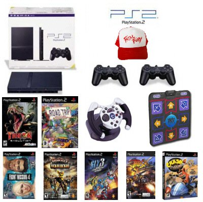PS2 Friendly Bundle 7 Games and more.