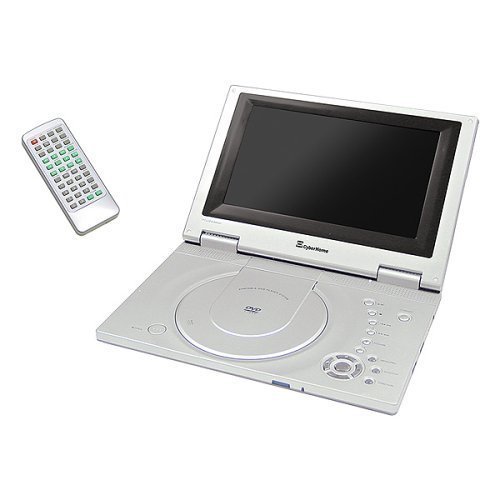 "Cyberhome CH-LDV9000 - 9"" Progressive Scan Portable DVD Player"