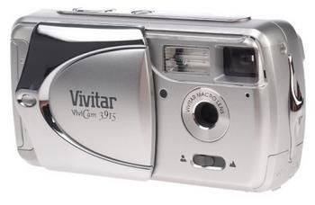 Vivitar ViviCam 3915 5.0MP Digital Camera