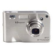 Hewlettpackard Photosmart R717 62MP 3x Optical Zoom, 32MB Internal Memory