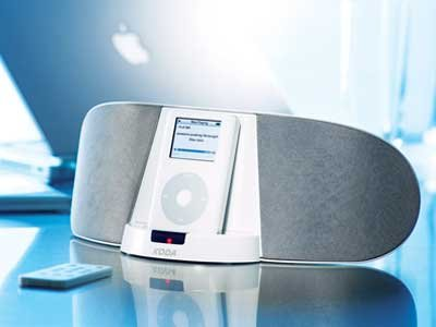 Ipod Super Sound Speaker System